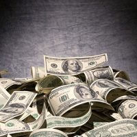 Прикольные и крутые картинки денег для заставки телефона - подборка 8