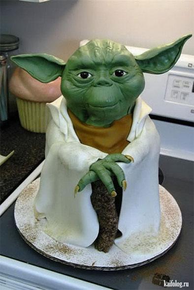 Самые красивые и прикольные фото тортов - самые оригинальные 1