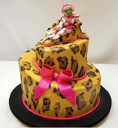 Самые красивые и прикольные фото тортов - самые оригинальные 13