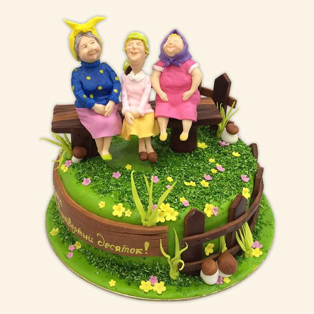 Самые красивые и прикольные фото тортов - самые оригинальные 2