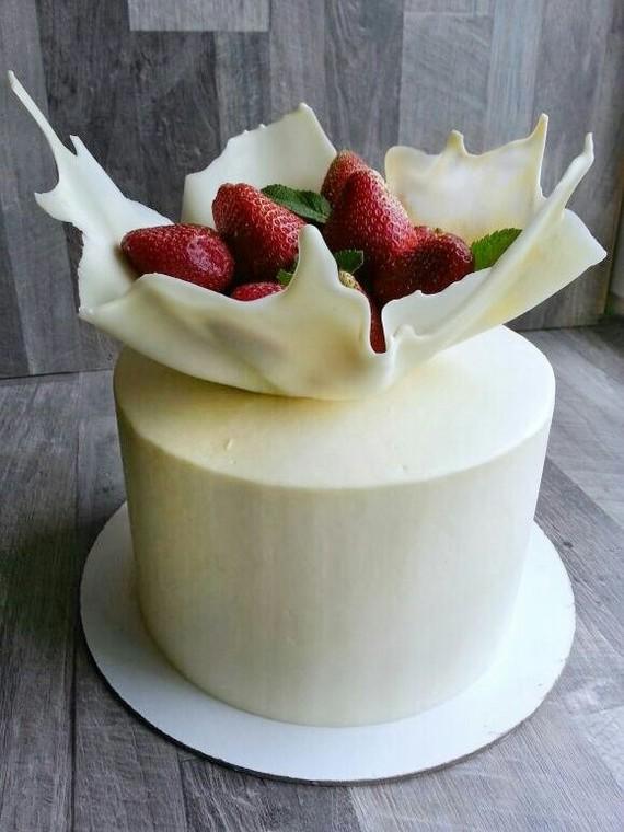 Самые красивые и прикольные фото тортов - самые оригинальные 7