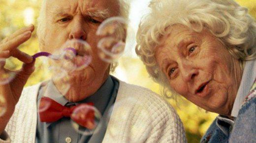 Смешные фото стариков и старушек - забавная коллекция 2018 1