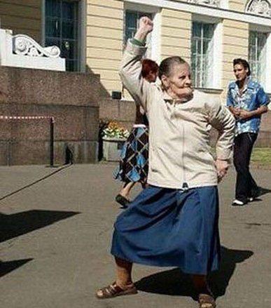 Смешные фото стариков и старушек - забавная коллекция 2018 15