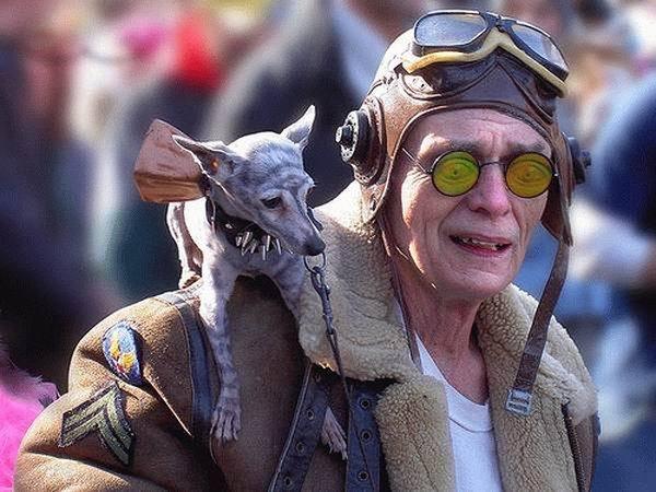 Смешные фото стариков и старушек - забавная коллекция 2018 16