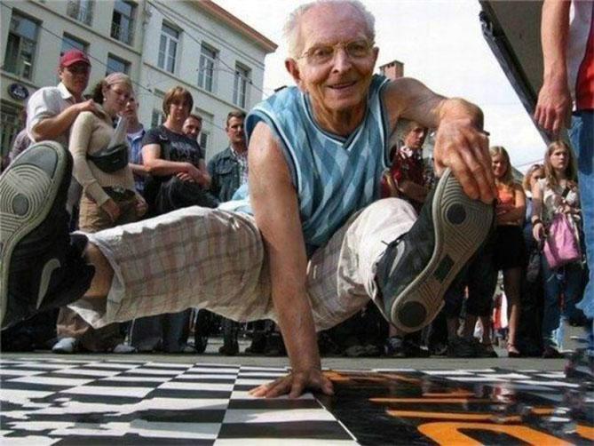 Смешные фото стариков и старушек - забавная коллекция 2018 2