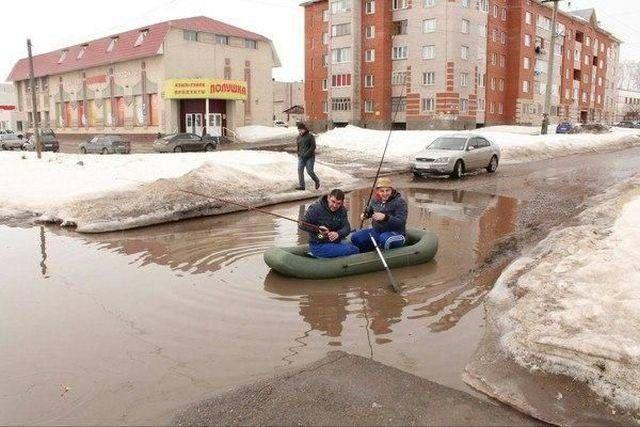Это Россия, детка! - смешные и прикольные картинки 6