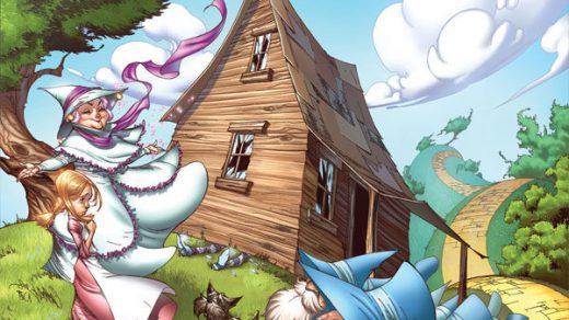 Волшебник Изумрудного Города - красивые картинки и рисунки 24