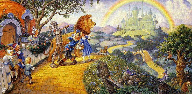 Волшебник Изумрудного Города - красивые картинки и рисунки 3
