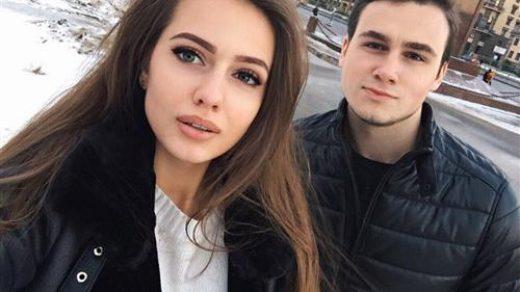 Девушка Николая Соболева, Полина Чистякова - личная жизнь, отношения 3