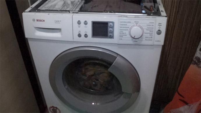 Как открыть барабан стиральной машины - пошаговое руководство 2