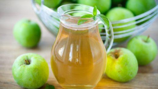 Как правильно варить компот из свежих или сушеных яблок - рецепт 4