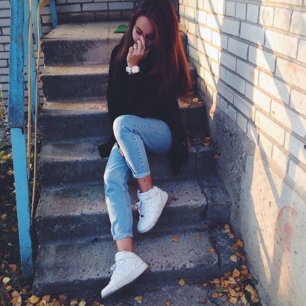 Картинки классных и крутых девушек ВКонтакте - сборка фото №29 11