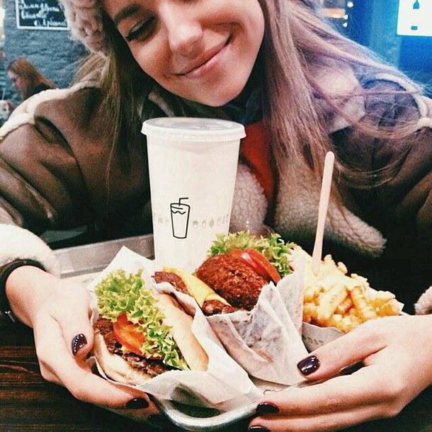 Картинки на аву с едой и девушки с едой - самые необычные 5