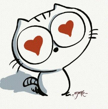 Классные и красивые картинки для срисовки сердечки и сердца - сборка 11