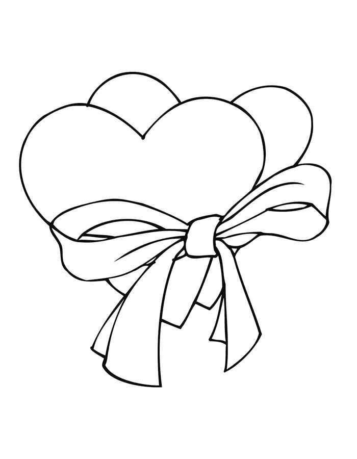 Классные и красивые картинки для срисовки сердечки и сердца - сборка 2
