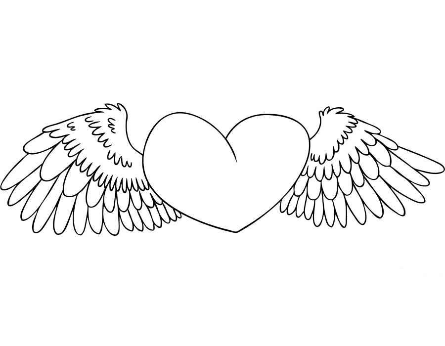 Классные и красивые картинки для срисовки сердечки и сердца - сборка 5