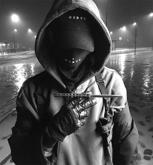 Классные и крутые картинки парней ночью на аву - подборка фото 10