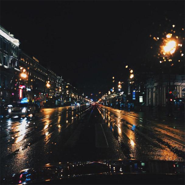 Классные и крутые картинки парней ночью на аву - подборка фото 6
