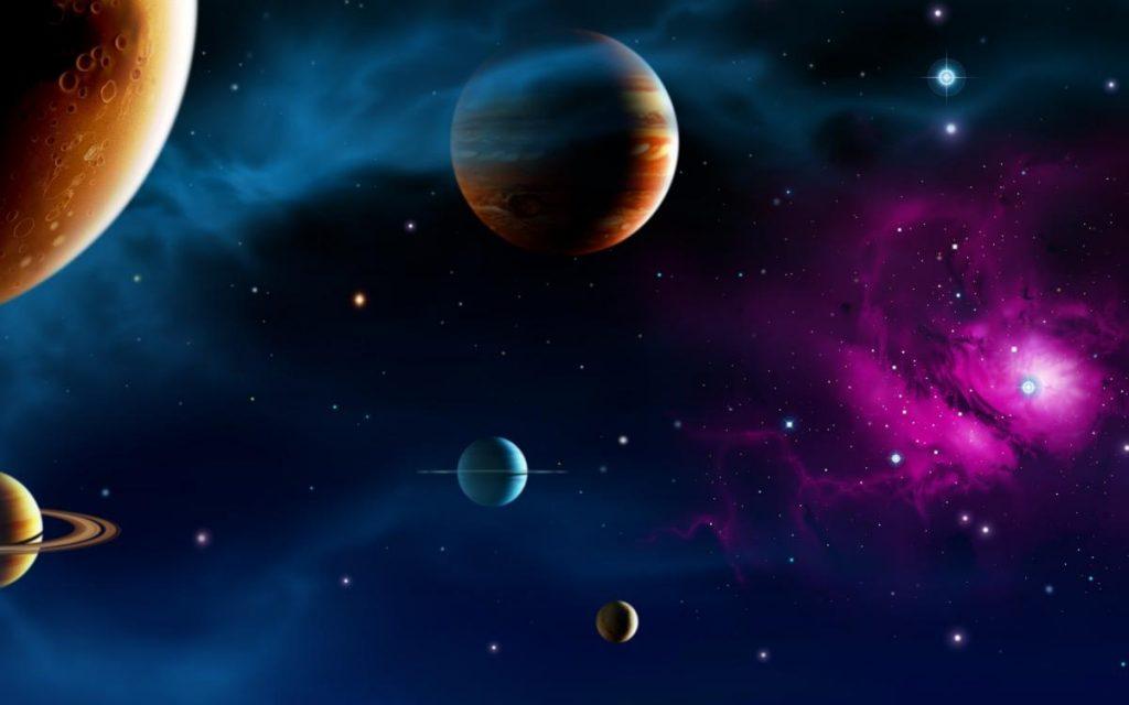 Классные и прикольные картинки на аву космос и звезды - подборка 13