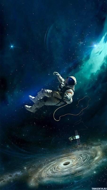 Классные и прикольные картинки на аву космос и звезды - подборка 17
