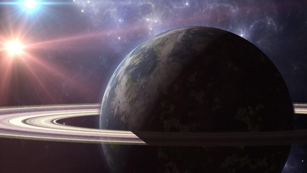 Классные и прикольные обои космоса и неба на рабочий стол - сборка №7 7