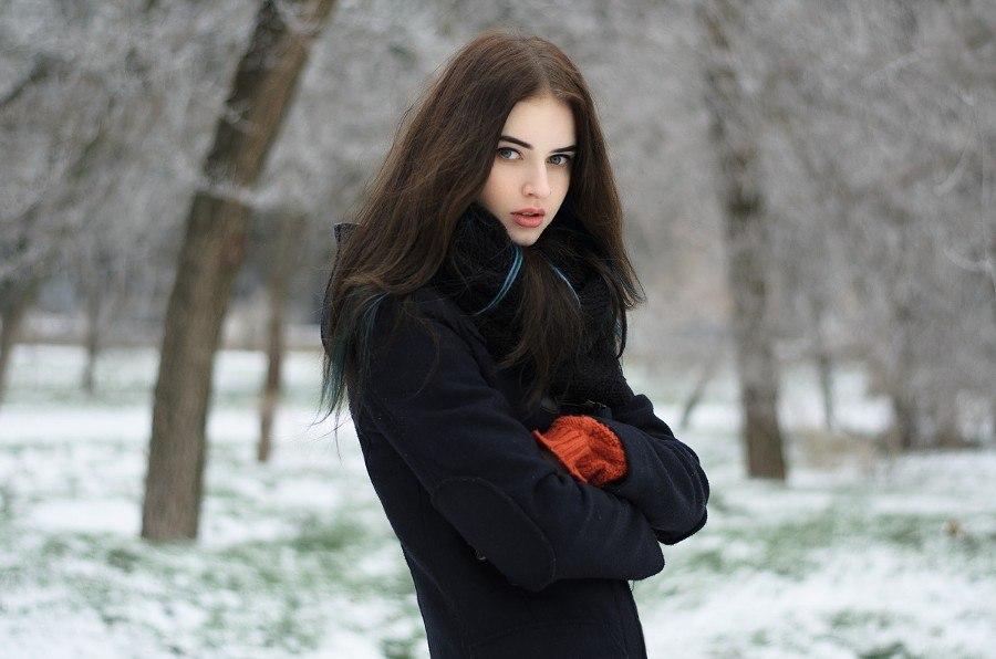 Красивая и милая подборка девушек - удивительные фотографии №27 4