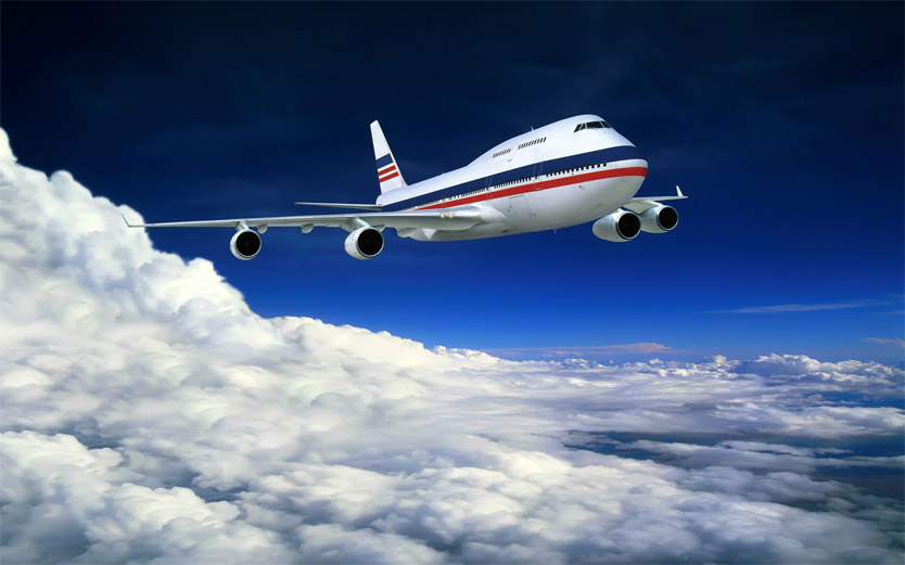 Красивые и необычные фотографии самолетов - лучшая подборка 10