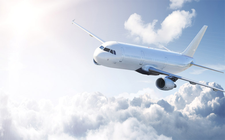 Красивые и необычные фотографии самолетов - лучшая подборка 6