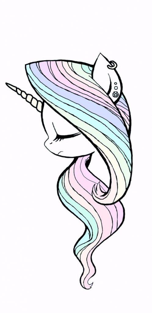 Красивые и прикольные картинки для срисовки для девочек 11 лет 7