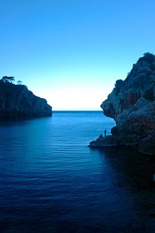 Красивые и прикольные картинки моря на телефон на заставку 12