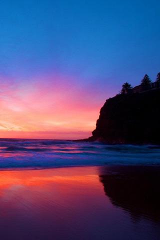 Красивые и прикольные картинки моря на телефон на заставку 4