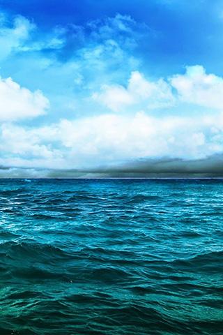 Красивые и прикольные картинки моря на телефон на заставку 5