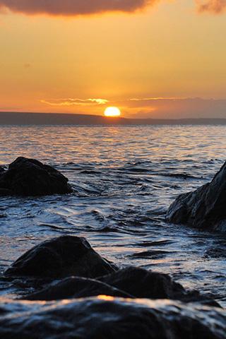 Красивые и прикольные картинки моря на телефон на заставку 6