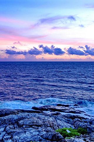 Красивые и прикольные картинки моря на телефон на заставку 7