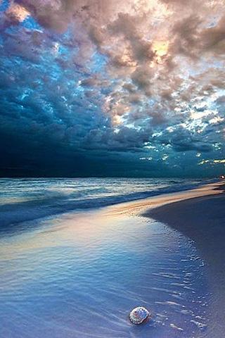 Красивые и прикольные картинки моря на телефон на заставку 9