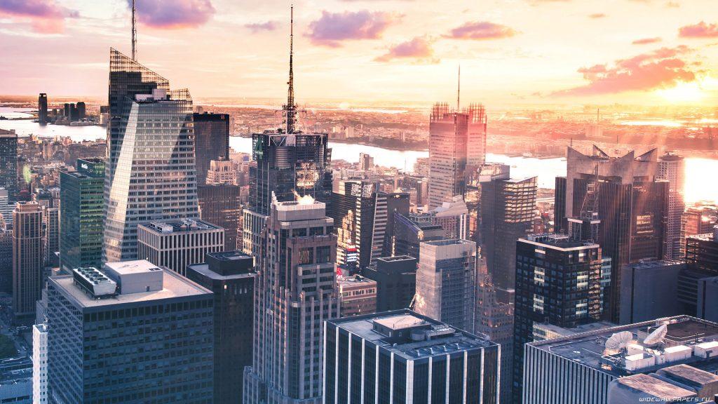 Красивые картинки Нью Йорка на рабочий стол - интересная сборка 1
