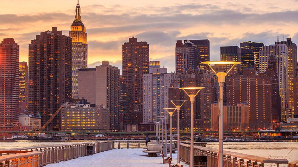 Красивые картинки Нью Йорка на рабочий стол - интересная сборка 13