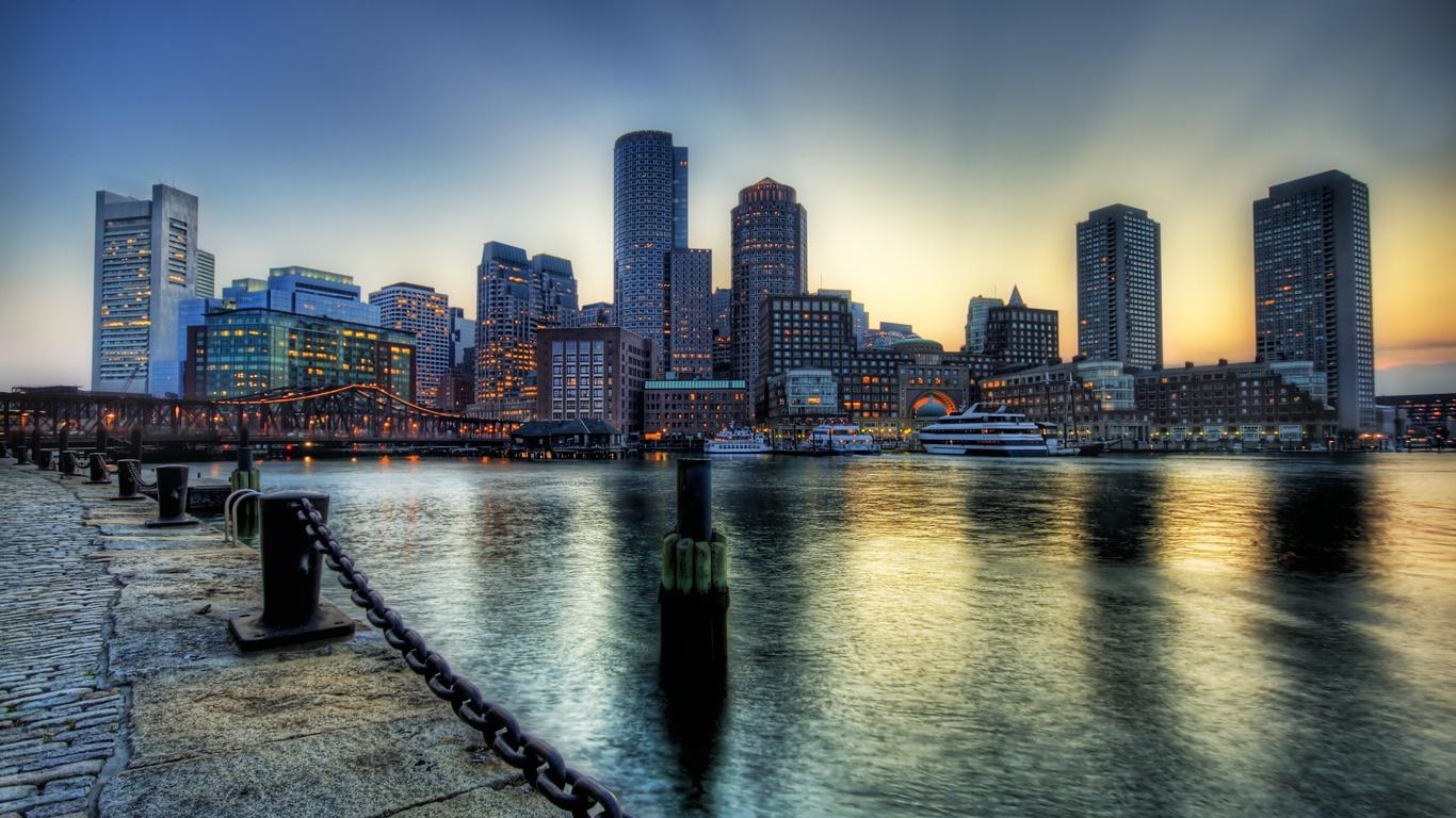 Красивые картинки Нью Йорка на рабочий стол - интересная сборка 15