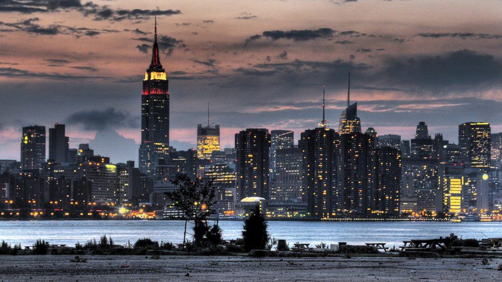 Красивые картинки Нью Йорка на рабочий стол - интересная сборка 5
