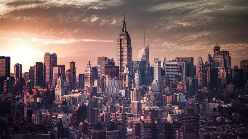 Красивые картинки Нью Йорка на рабочий стол - интересная сборка 8