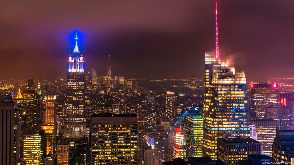 Красивые картинки Нью Йорка на рабочий стол - интересная сборка 9