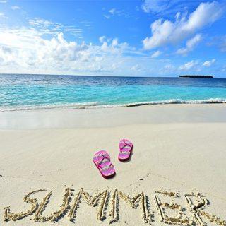 Красивые картинки на аву девушки, море, пляж, вода - подборка 14