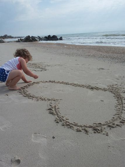 Красивые картинки на аву девушки, море, пляж, вода - подборка 7