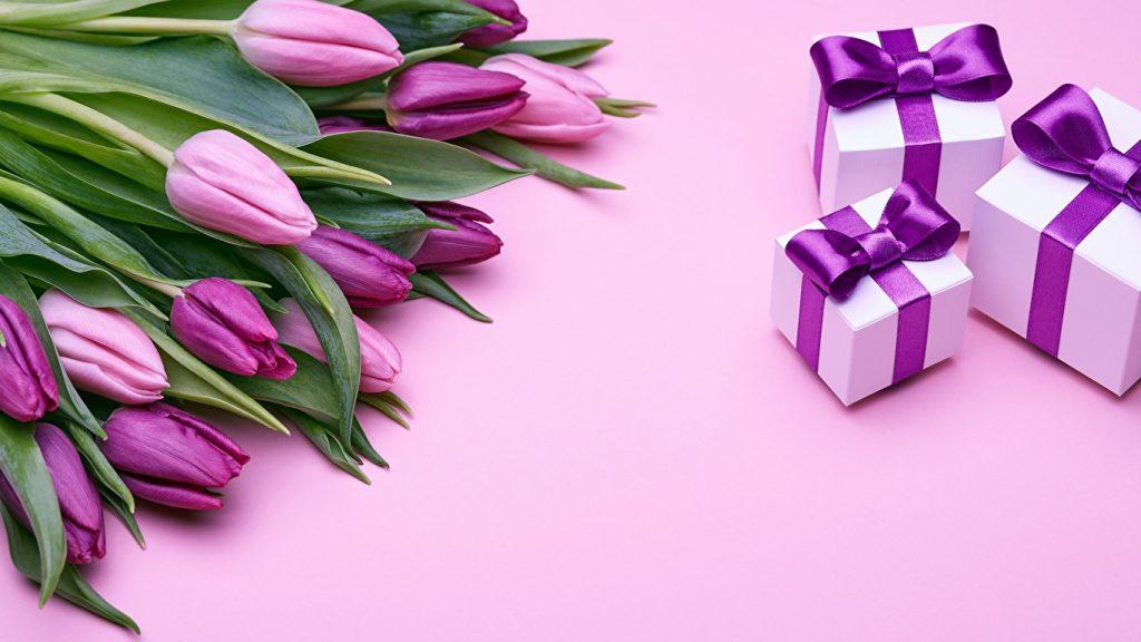 Красивые картинки на рабочий стол тюльпаны - подборка 15