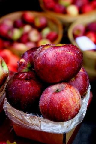 Красивые картинки на телефон фрукты - самые прикольные, сборка 5