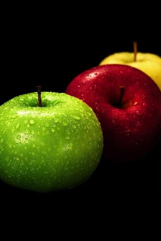 Красивые картинки на телефон фрукты - самые прикольные, сборка 7