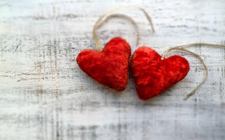 Красивые картинки с сердечками про любовь и чувства - без надписей 10