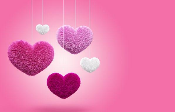 Красивые картинки с сердечками про любовь и чувства - без надписей 12