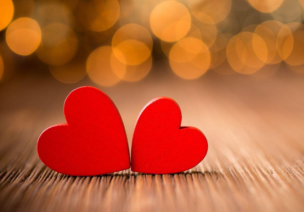 Красивые картинки с сердечками про любовь и чувства - без надписей 13