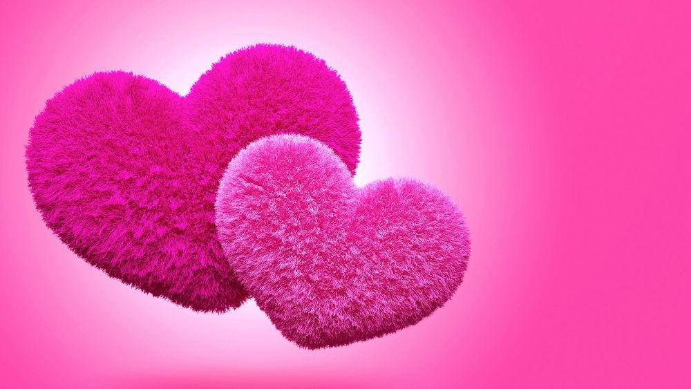 Красивые картинки с сердечками про любовь и чувства - без надписей 3